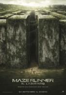 The Maze Runner - Italian Movie Poster (xs thumbnail)
