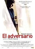 L'adversaire - Spanish Movie Poster (xs thumbnail)