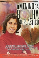 The Boy in the Plastic Bubble - Brazilian Movie Cover (xs thumbnail)
