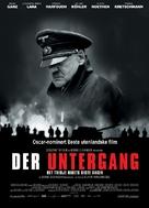 Der Untergang - Danish Movie Poster (xs thumbnail)