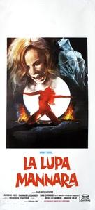 La lupa mannara - Italian Movie Poster (xs thumbnail)