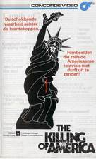 The Killing of America - Dutch Movie Cover (xs thumbnail)
