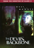 El espinazo del diablo - DVD movie cover (xs thumbnail)