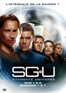 """Stargate Universe"" - French Movie Cover (xs thumbnail)"