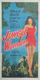 Jungle Woman - Movie Poster (xs thumbnail)