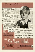 The Fallen Idol - British Movie Poster (xs thumbnail)