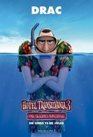 Hotel Transylvania 3: Summer Vacation - Spanish Movie Poster (xs thumbnail)