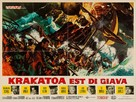 Krakatoa, East of Java - Italian Movie Poster (xs thumbnail)