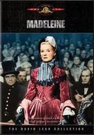 Madeleine - DVD cover (xs thumbnail)