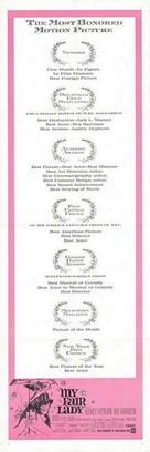 My Fair Lady - Movie Poster (xs thumbnail)