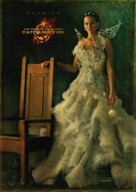 The Hunger Games: Catching Fire - German Movie Poster (xs thumbnail)