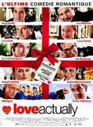 Love Actually - French Movie Poster (xs thumbnail)