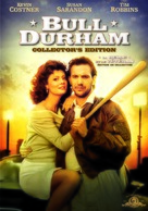 Bull Durham - British Movie Cover (xs thumbnail)