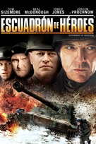 Company of Heroes - Mexican DVD cover (xs thumbnail)