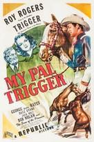 My Pal Trigger - Movie Poster (xs thumbnail)