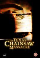 The Texas Chainsaw Massacre - British DVD cover (xs thumbnail)