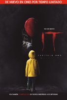 It - Spanish Movie Poster (xs thumbnail)