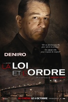 Righteous Kill - French Movie Poster (xs thumbnail)