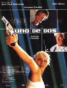 Une chance sur deux - Spanish Movie Poster (xs thumbnail)