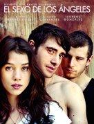 El sexo de los ángeles - Spanish DVD cover (xs thumbnail)