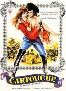 Cartouche - Spanish Movie Poster (xs thumbnail)
