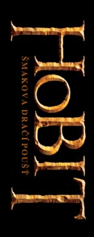 The Hobbit: The Desolation of Smaug - Czech Logo (xs thumbnail)
