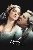 Quills - Portuguese Movie Poster (xs thumbnail)