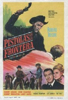 Cattle King - Spanish Movie Poster (xs thumbnail)