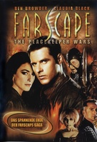 """""""Farscape: The Peacekeeper Wars"""" - German DVD movie cover (xs thumbnail)"""