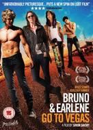 Bruno & Earlene Go to Vegas - British DVD cover (xs thumbnail)