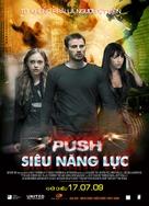 Push - Vietnamese Movie Poster (xs thumbnail)