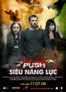 Push - Vietnamese Movie Poster (xs thumbnail)