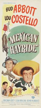 Mexican Hayride - Movie Poster (xs thumbnail)