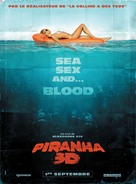 Piranha - French Movie Poster (xs thumbnail)