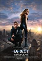 Divergent - Vietnamese Movie Poster (xs thumbnail)
