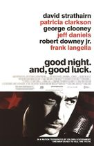 Good Night, and Good Luck. - Movie Poster (xs thumbnail)
