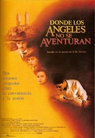 Where Angels Fear to Tread - Spanish Movie Poster (xs thumbnail)