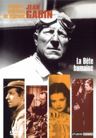La bête humaine - French DVD cover (xs thumbnail)