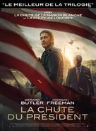 Angel Has Fallen - French Movie Poster (xs thumbnail)