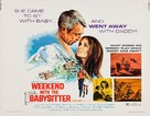 Weekend with the Babysitter - Movie Poster (xs thumbnail)