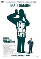 The Informant - Italian Movie Poster (xs thumbnail)