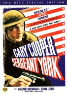 Sergeant York - Movie Cover (xs thumbnail)
