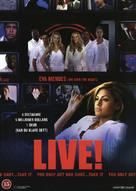 Live! - Danish DVD cover (xs thumbnail)
