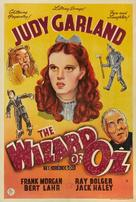 The Wizard of Oz - British Movie Poster (xs thumbnail)