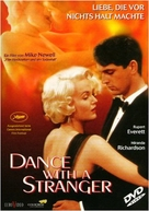 Dance with a Stranger - German DVD cover (xs thumbnail)