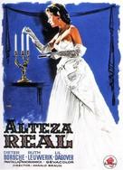 Königliche Hoheit - Spanish Movie Poster (xs thumbnail)