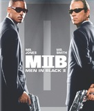 Men In Black II - Blu-Ray cover (xs thumbnail)