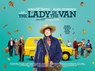 The Lady in the Van - British Movie Poster (xs thumbnail)