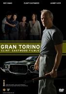 Gran Torino - Hungarian DVD cover (xs thumbnail)