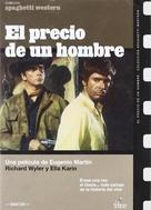 El precio de un hombre - Spanish DVD movie cover (xs thumbnail)